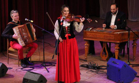 Muzyka góralska i folkowa